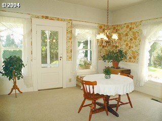 [photo of dining room]